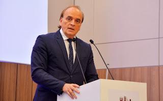 Paulo Dimas Mascaretti é secretário de Estado da Justiça e Cidadania de São Paulo