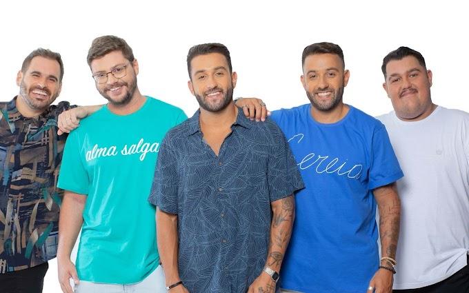 """""""Pagodin do Vou Zuar"""": Grupo lança segundo volume do projeto"""