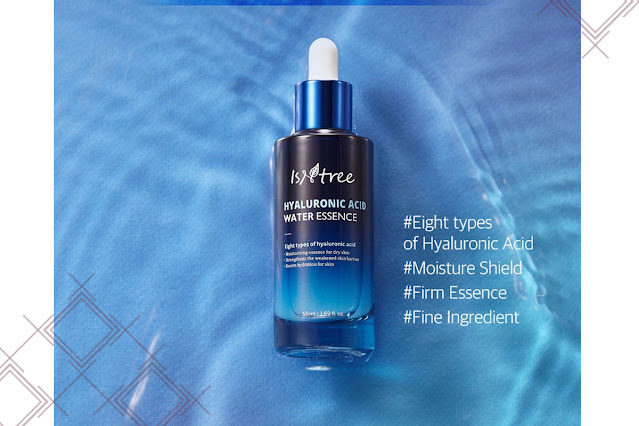 HYALURONIC ACID WATER ESSENCE de ISNTREE