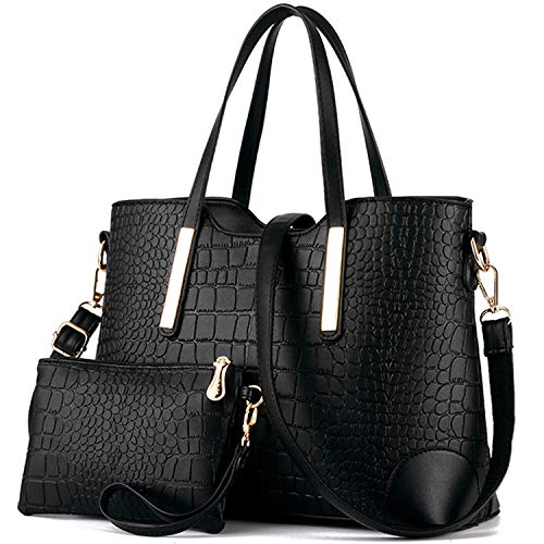 AMAZON - Handbags for Womens Satchel Shoulder Tote Bags Wallets