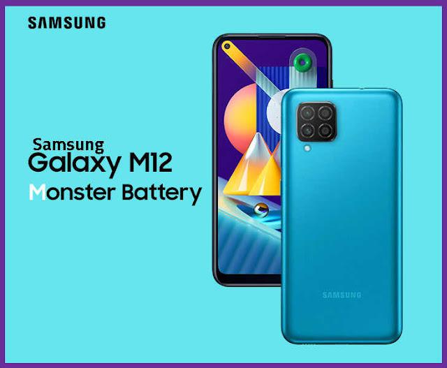 سعر ومواصفات Samsung Galaxy M12 مزايا وعيوب Samsung Galaxy M12