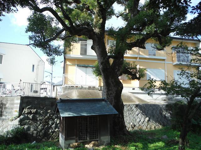 旧山上家屋敷跡