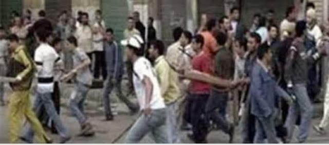 إطلاق نيران يثير هلع المواطنين بنجع حمادي