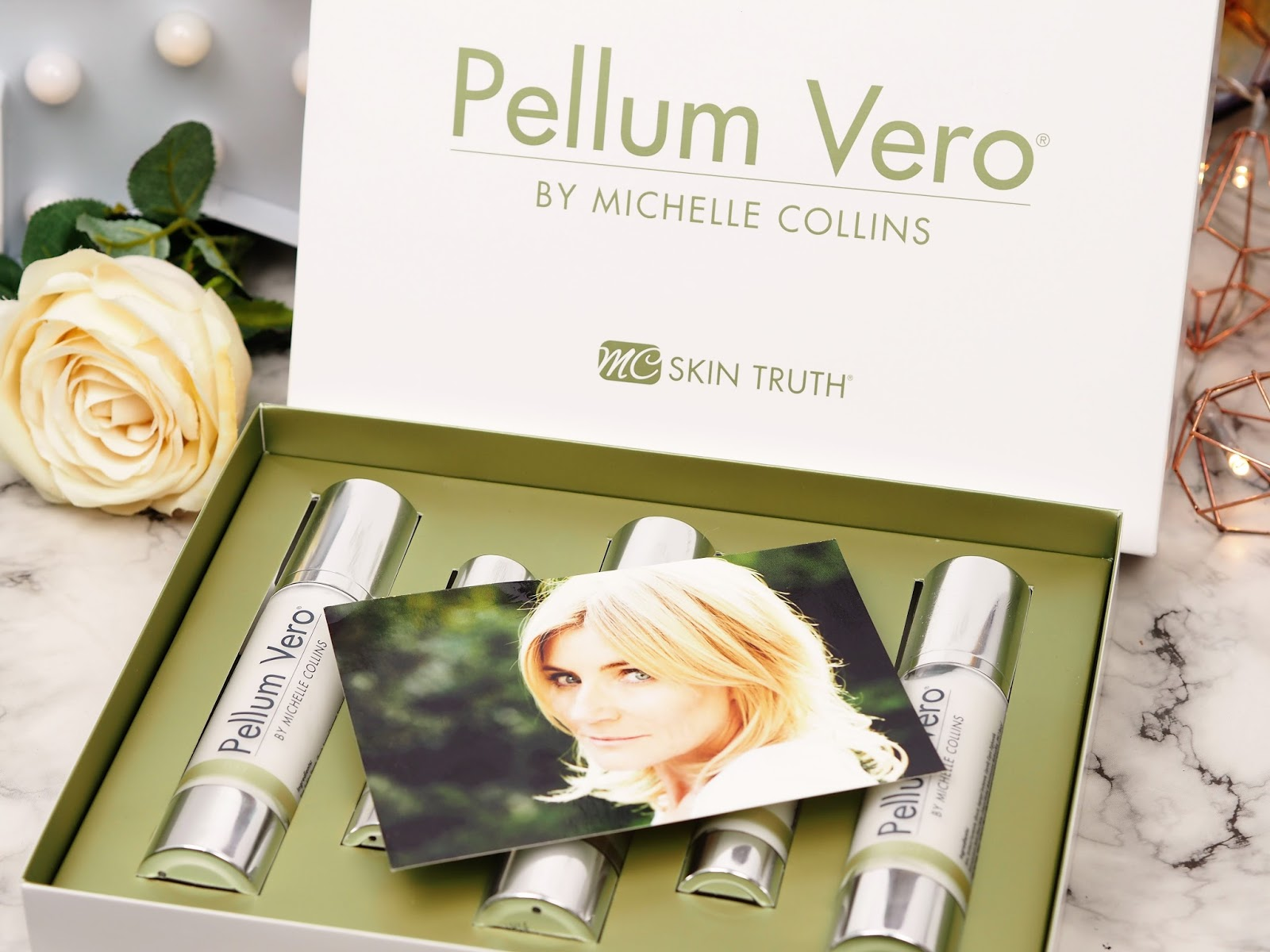 Pellum Vero - MC Skin Truth by Michelle Collins