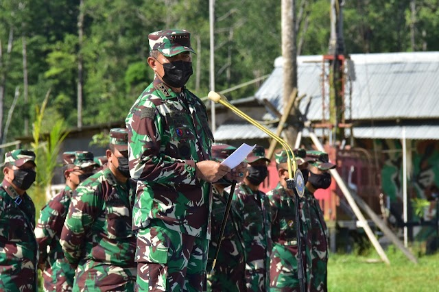 jung Tombak Operasi Gabungan TNI Wilayah Sorong