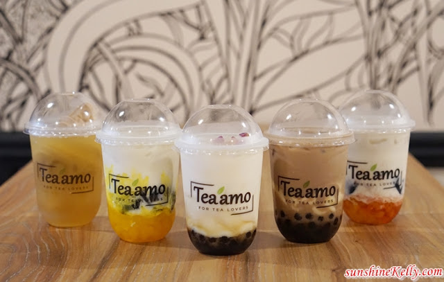 Tea Amo, SS15/4, SS15 Subang Jaya, Subang Jaya, Boba Tea Street, Bubble Tea Street in Malaysia, Malaysia Bubble Tea Trend