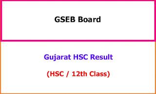 Gujarat 12th Result 2021