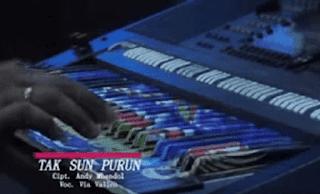 Lirik Lagu Tak Sun Purun - Via Vallen