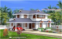 Kerala Model House Plans