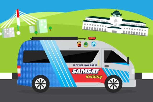 Jadwal Pelayanan Samsat Bandung