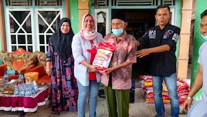 Rita Devi Suhartoni Berbagi Rezeki Ditengah Pandemi