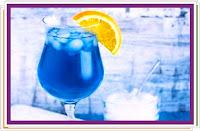 Blue Lagoon - Recepty a vaření