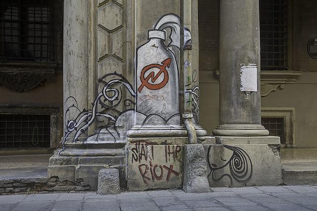 scritte sui muri-città-Bologna