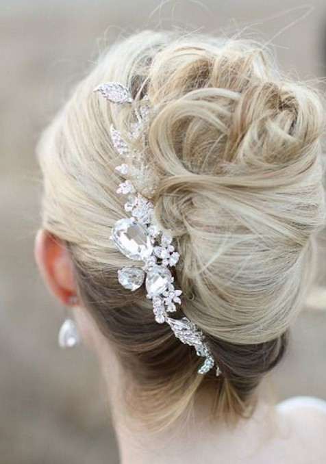 35 Wedding Hairstyles Discover Next Year S Top Trends For: Hairstyles And Women Attire: 5 Wedding Hairstyles