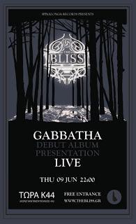 The Bliss - Gabbatha live presentation