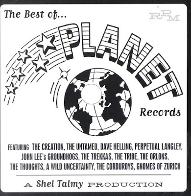 VA -The Best Of Planet Records - A Shel Talmy Production 1965-66