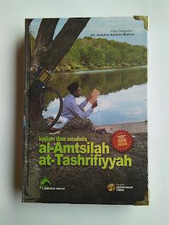 Buku Kajian dan Analisis Al Amtsilah at Tashrifiyyah Toko Buku Aswaja Surabaya