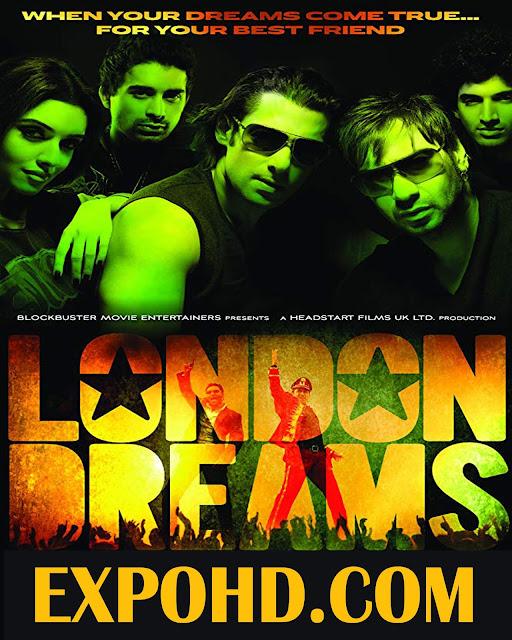 London Dreams 2009 IMDb 720p | HDRip x265 ACC 1.3Gb | Download
