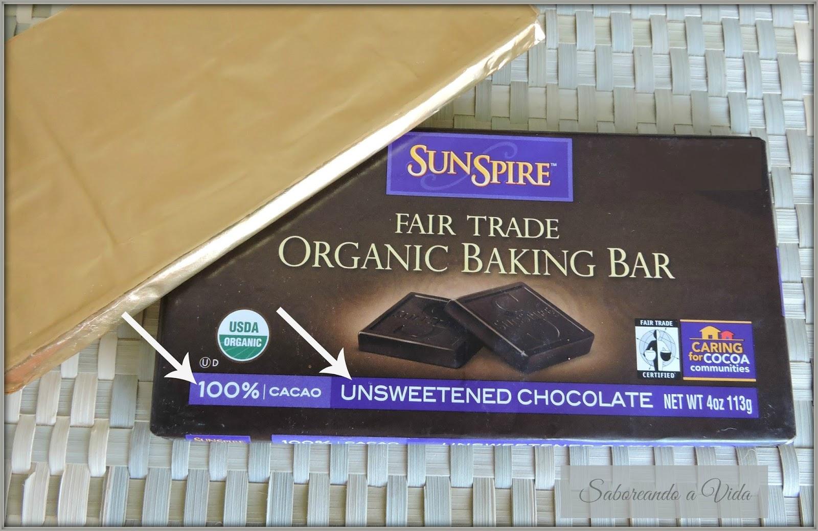Saboreando barra de chocolate - 1 10