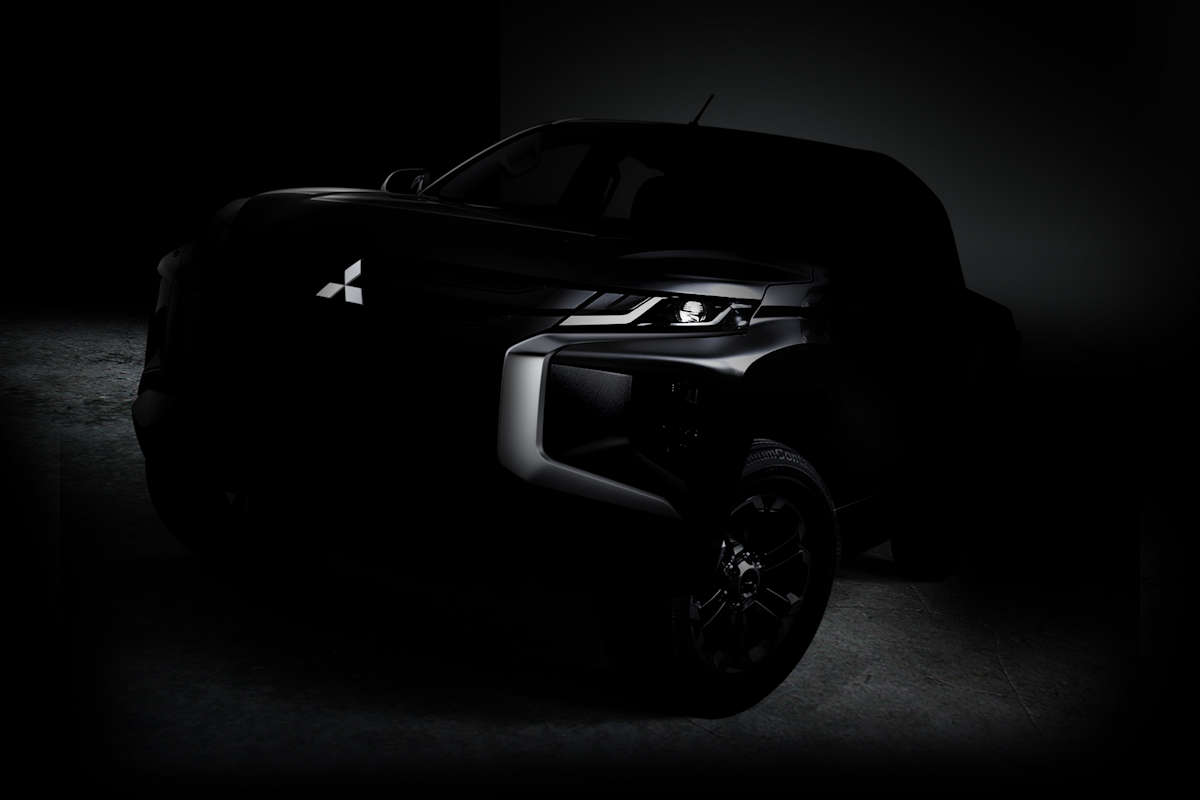 Mitsubishi Gives a Sneak Peek of 2019 Strada | Philippine ...