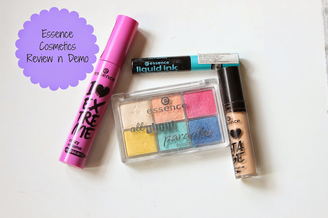 Essence Makeup Haul: Review and Demo