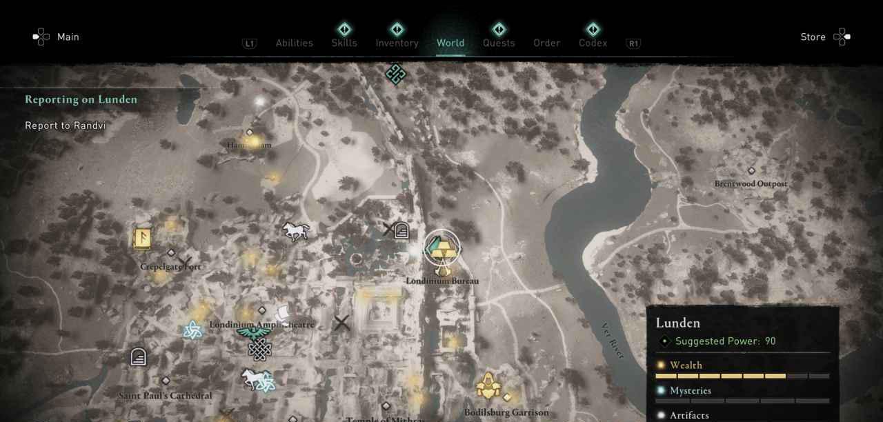 Ingot 42 Map 2