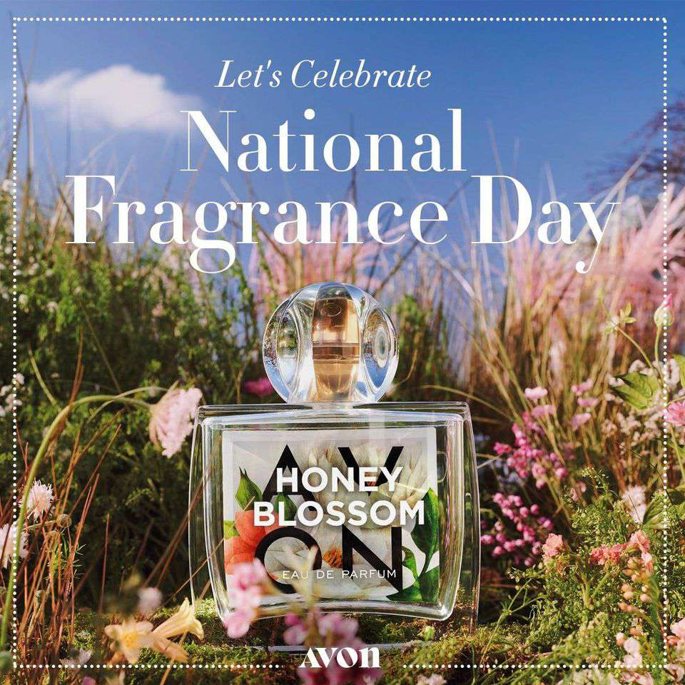National Fragrance Day Wishes for Instagram