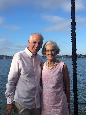 Mary Ann and Patrick Jackman in San Diego, CA