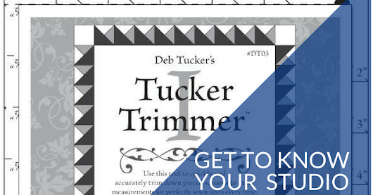 Getting To Know the Studio 180 Design Tucker Trimmer!