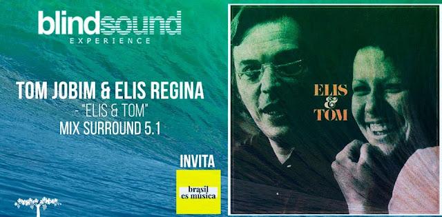 Álbum Tom y Elis con Blind Sound Experience