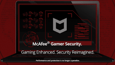 McAfee Gamer Security Review