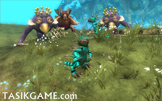 Spore game free download full version for pc.