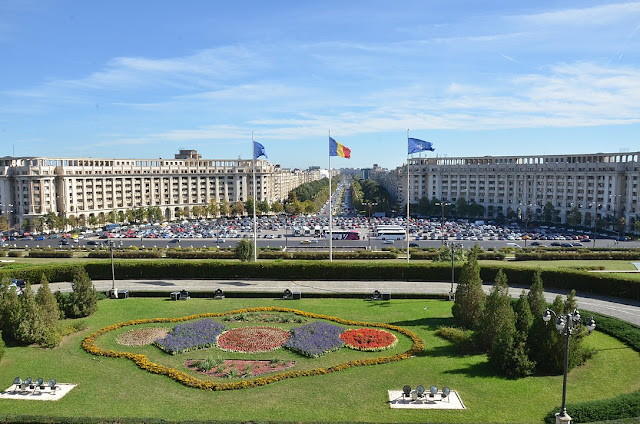 Palace Of The Parliament (Bucharest)