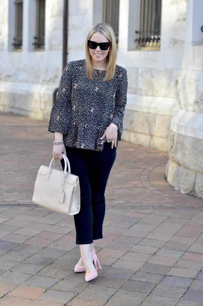 spring outfit ideas - A Blonde's Moment - @rachmccarthy7