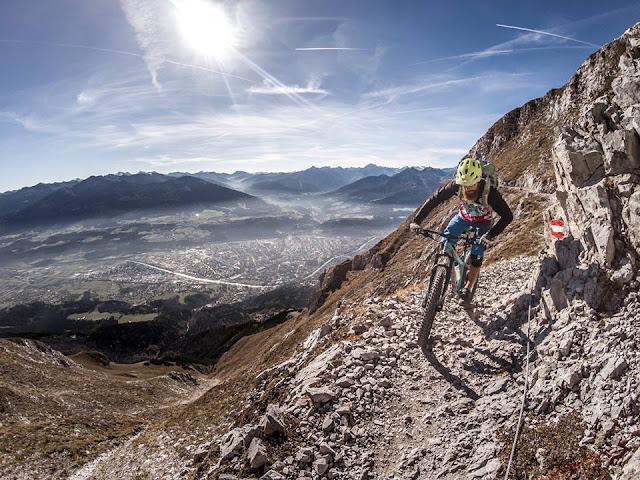Bike Tour Hafelekar Oberland