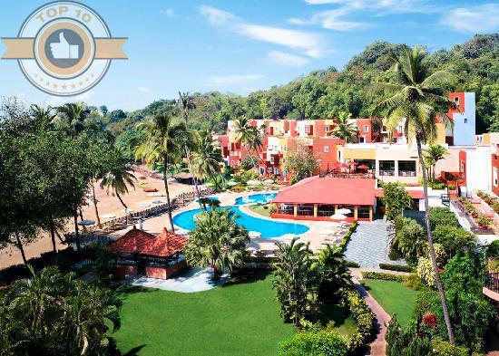 List Of  Star Hotels In Panjim Goa
