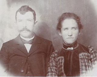 Robert Lee Ganus and Stella Mae Montgomery