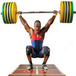 weightlifting sports in spanish