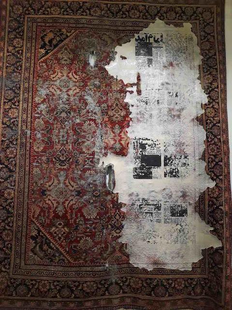 Persian rug - Home Is Where The Art Is - Zeitz MOCAA