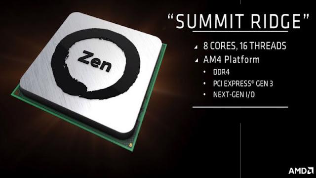 Spesifikai AMD4