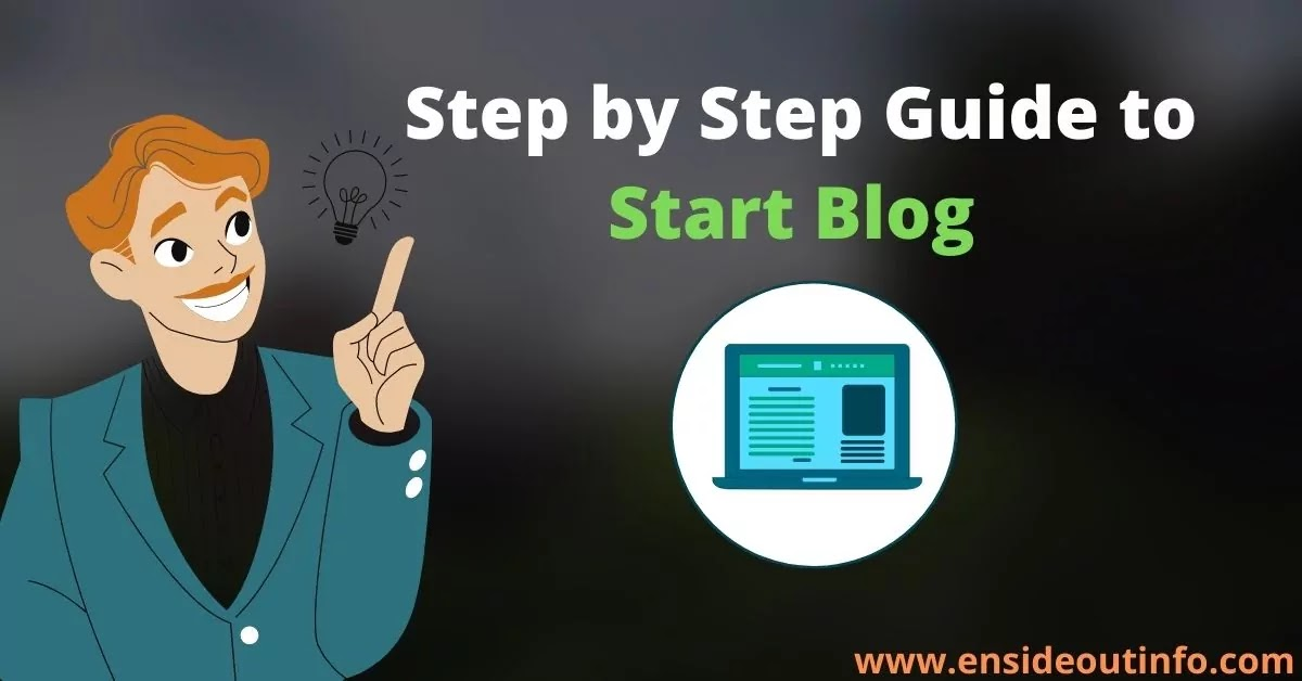 How to Start Blogging as Beginner: Step by Step Guide to Start Blog