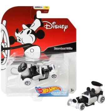 Hot Wheels Steamboat Willie ©Disney