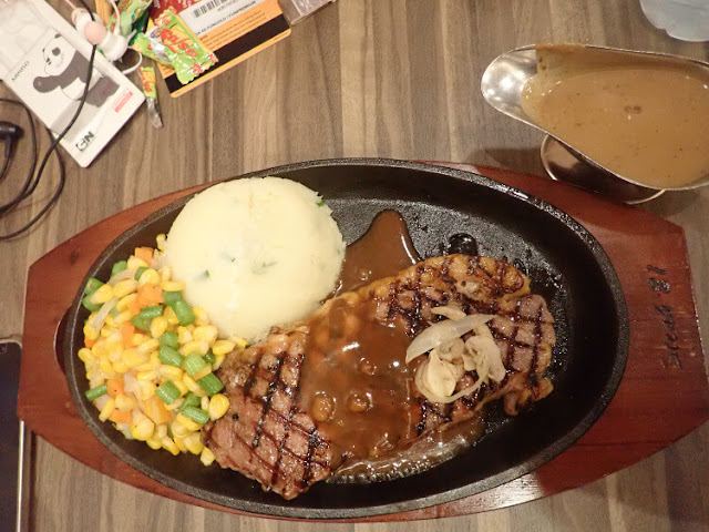 sirloin steak 21