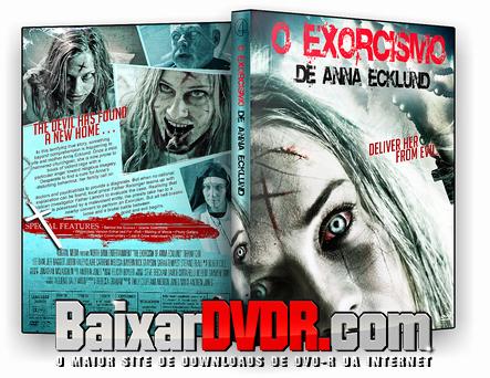 O Exorcismo de Anna Ecklund (2017) DVD-R Autorado