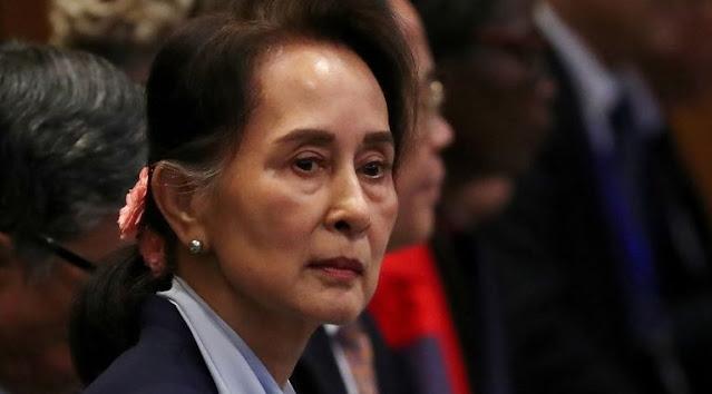 Aun San Suu Kyi