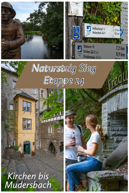 Natursteig Sieg - Etappe 14  Kirchen bis Mudersbach  Wandern Naturregion-Sieg 32