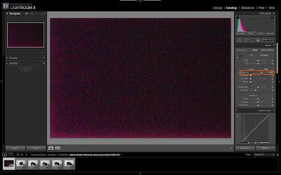 """Czarne światło - zaproszenie do wspólnego działania twórczego. Fotografia odklejona. Klub Fotograficzny """"Źródło"""". Łukasz Cyrus, 2020."""