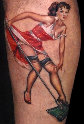 hannikate: pin up tattoos designs edition 02