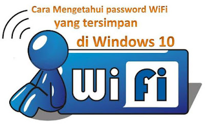 Image result for mengetahui password wifi di windows 1-