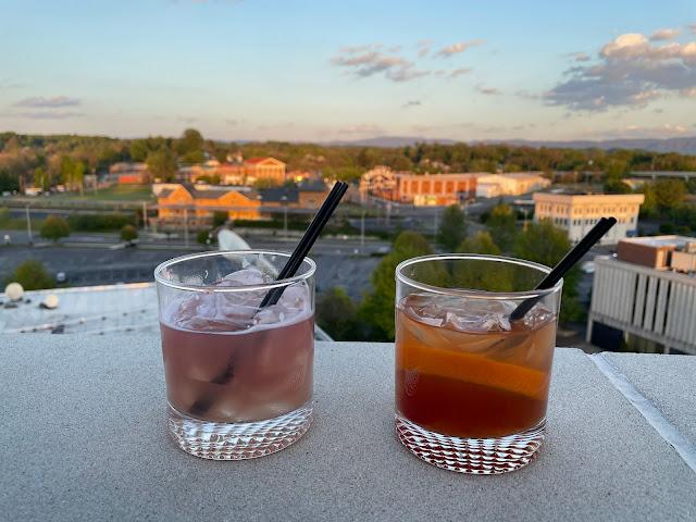 Lumac Rooftop Bar at Bristol Hotel
